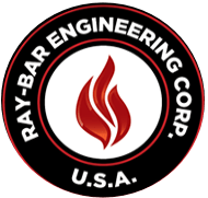Ray Bar Fireproof Glass Logo